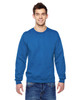 Royal - SF72R Fruit of the Loom Sofspun® Crewneck Sweatshirt  | Blankclothing.ca