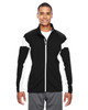 Black/White - TT34 Team 365 Men's Performance Full-Zip Jacket | Blankclothing.ca