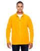 Athletic Gold - TT90 Team 365 Men's Campus Microfleece Jacket | BlankClothing.ca