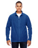 Royal - TT90 Team 365 Men's Campus Microfleece Jacket | BlankClothing.ca