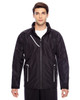 Black - TT86 Team 365 Dominator Waterproof Jacket | BlankClothing.ca