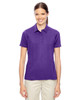 Purple - TT20W Team 365 Charger Performance Polo Shirt
