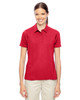 Red - TT20W Team 365 Charger Performance Polo Shirt