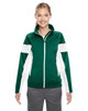 Forest/White - TT34W Team 365 Ladies' Elite Performance Full-Zip Jacket