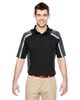 Black - 85119 Extreme Eperformance™ Snag Protection Polo Shirt