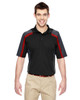 Black/Red - 85119 Extreme Eperformance™ Snag Protection Polo Shirt