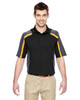 Black/Gold - 85119 Extreme Eperformance™ Snag Protection Polo Shirt