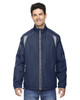 Night - 88155 North End Men's Lightweight Colour-Block Jacket   Blankclothing.ca