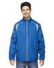 Nautical Blue - 88155 North End Men's Lightweight Colour-Block Jacket   Blankclothing.ca