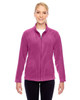Charity Pink - TT90W Team 365 Ladies' Campus Microfleece Jacket | BlankClothing.ca