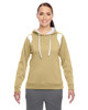 Vegas Gold/White - TT30W Team 365 Ladies' Elite Performance Hoodie | Blankclothing.ca