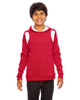 Red/White - TT30Y Team 365 Youth Elite Performance Hoodie | BlankClothing.ca