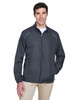 Carbon - 88183T Ash City - Core 365 Tall Motivate Unlined Lightweight Jacket | Blankclothing.ca