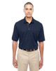 Classic Navy 88222 Ash City - Core 365 Men's Motive Performance Pique Polo Shirt with Tipped Collar | Blankclothing.ca