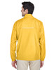 Campus Gold - Back, 88183 Ash City - Core 365 Motivate Unlined Lightweight Jacket | Blankclothing.ca