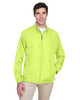 Safety Yellow - 88183 Ash City - Core 365 Motivate Unlined Lightweight Jacket | Blankclothing.ca
