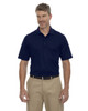 Classic Navy - 85116 Ash City - Extreme Eperformance Men's Stride Jacquard Polo Shirt