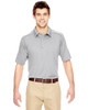 Light Grey - 85117 Ash City - Extreme Eperformance Mélange Polo Shirt