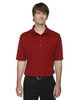 Classic Red - 85114T Ash City - Extreme Eperformance Men's Tall Protection Plus Polo Shirt