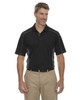 Black - 85113 Ash City - Extreme Eperformance Men's Plus Colourblock Polo Shirt