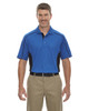 True Royal - 85113 Ash City - Extreme Eperformance Men's Plus Colourblock Polo Shirt