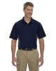Classic Navy - 85113 Ash City - Extreme Eperformance Men's Plus Colourblock Polo Shirt