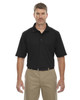 Black - 85108T Ash City - Extreme Eperformance Men's Tall Protection Short-Sleeve Polo