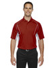 Classic Red - 85110 Ash City - Extreme Eperformance Men's Parallel Polo with Piping