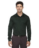 Forest Green 85111 Ash City - Extreme Eperformance Men's Long-Sleeve Polo Shirt