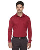 Classic Red - 85111 Ash City - Extreme Eperformance Men's Long-Sleeve Polo Shirt
