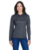 Carbon - 75111 Ash City - Extreme Eperformance Ladies' Long-Sleeve Polo Shirt | BlankClothinkg.ca