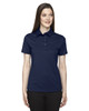Classic Navy - 75114 Ash City - Extreme Eperformance Ladies Snag Protection Plus Polo Shirt