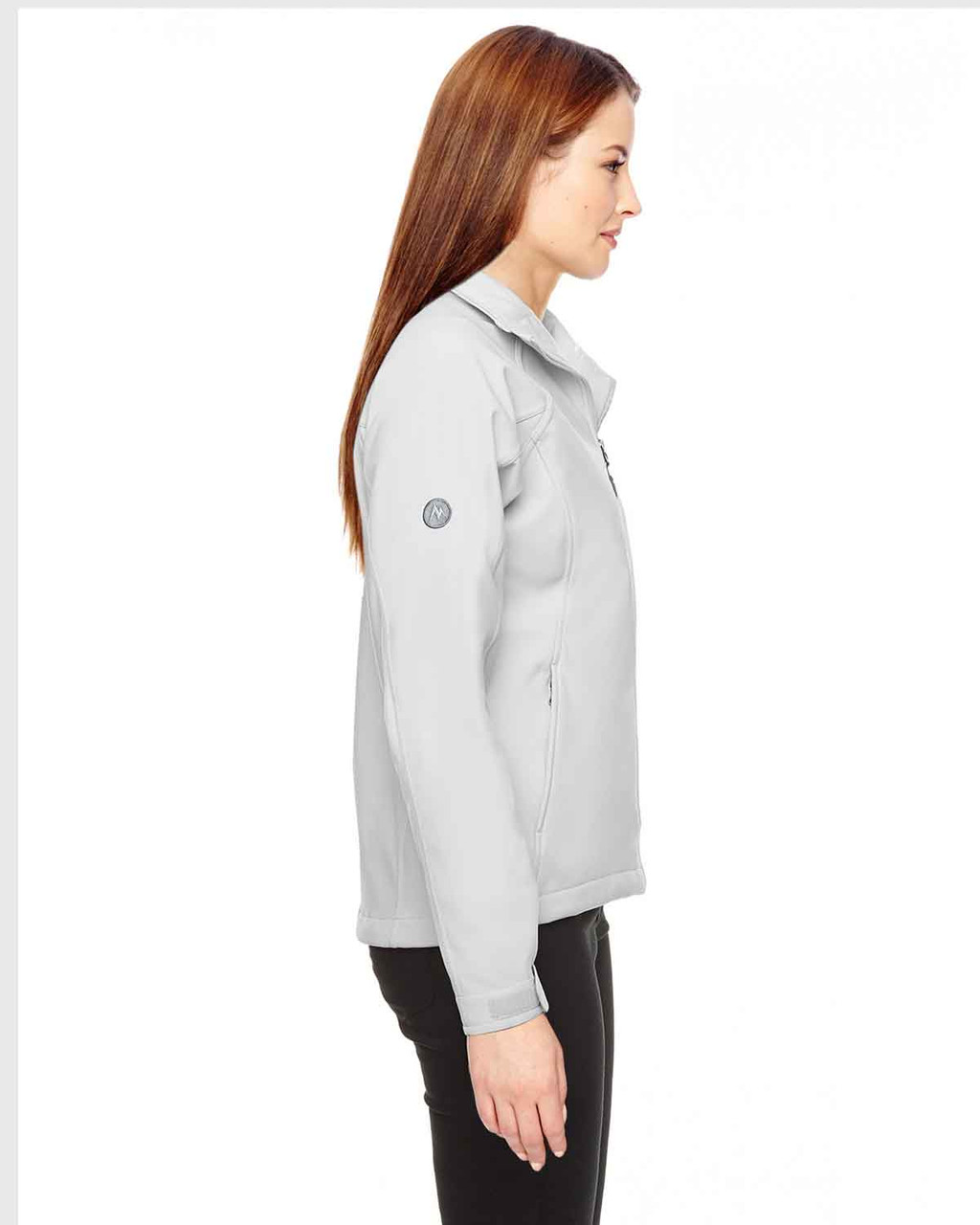 Glacier Grey - Logo, 85000 Marmot Ladies' Gravity Jacket | BlankClothing.ca