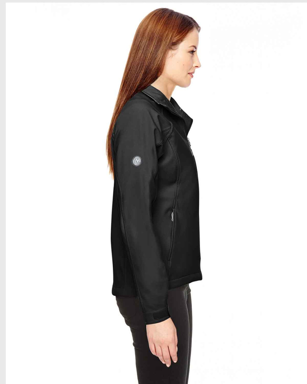 Black - Logo, 85000 Marmot Ladies' Gravity Jacket | BlankClothing.ca