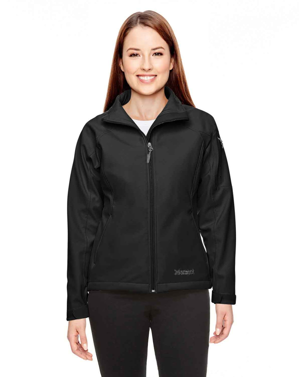 Black - 85000 Marmot Ladies' Gravity Jacket | BlankClothing.ca
