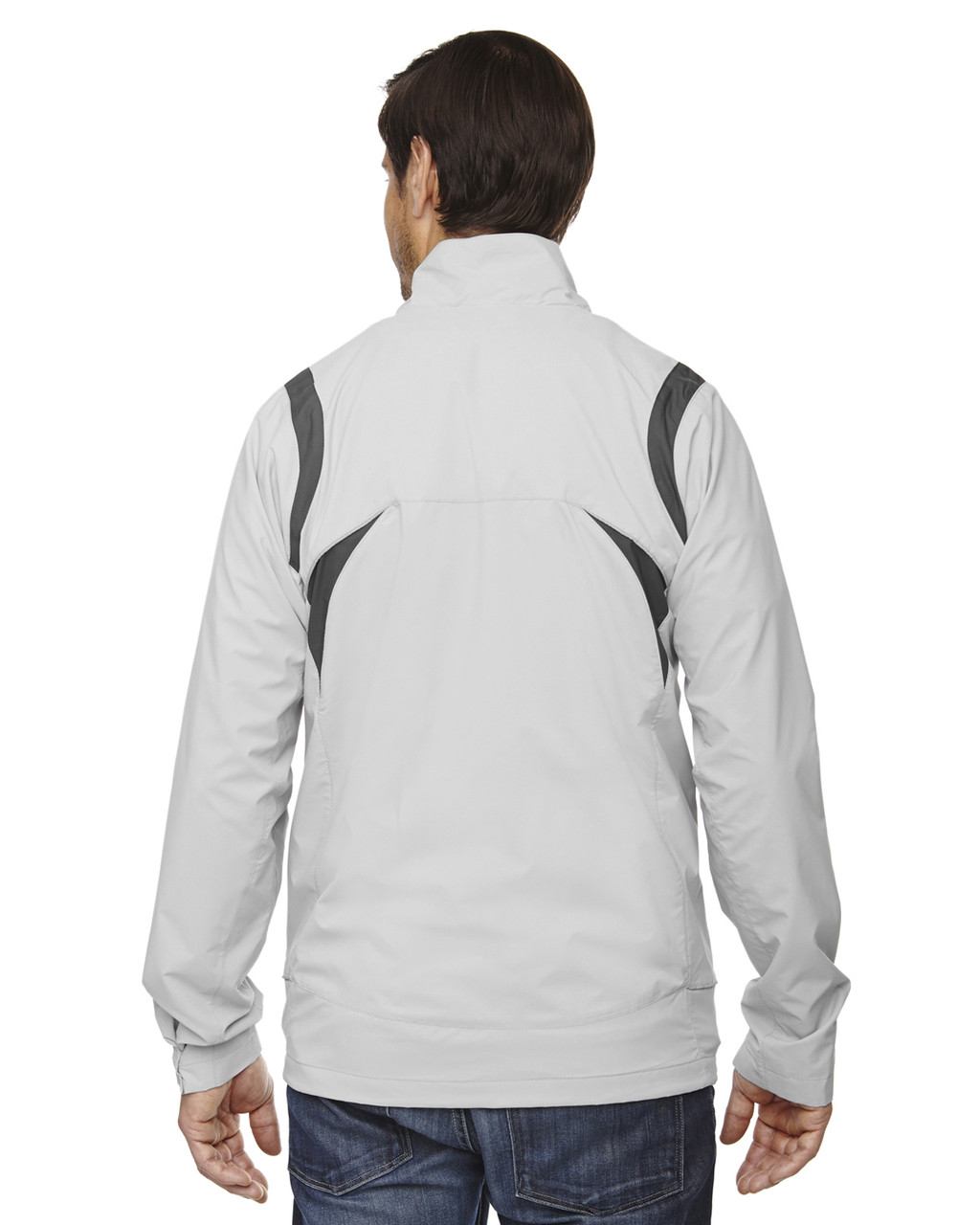 Grey Forest-back 88167 North End Venture Lightweight Mini Ottoman Jacket | Blankclothing.ca