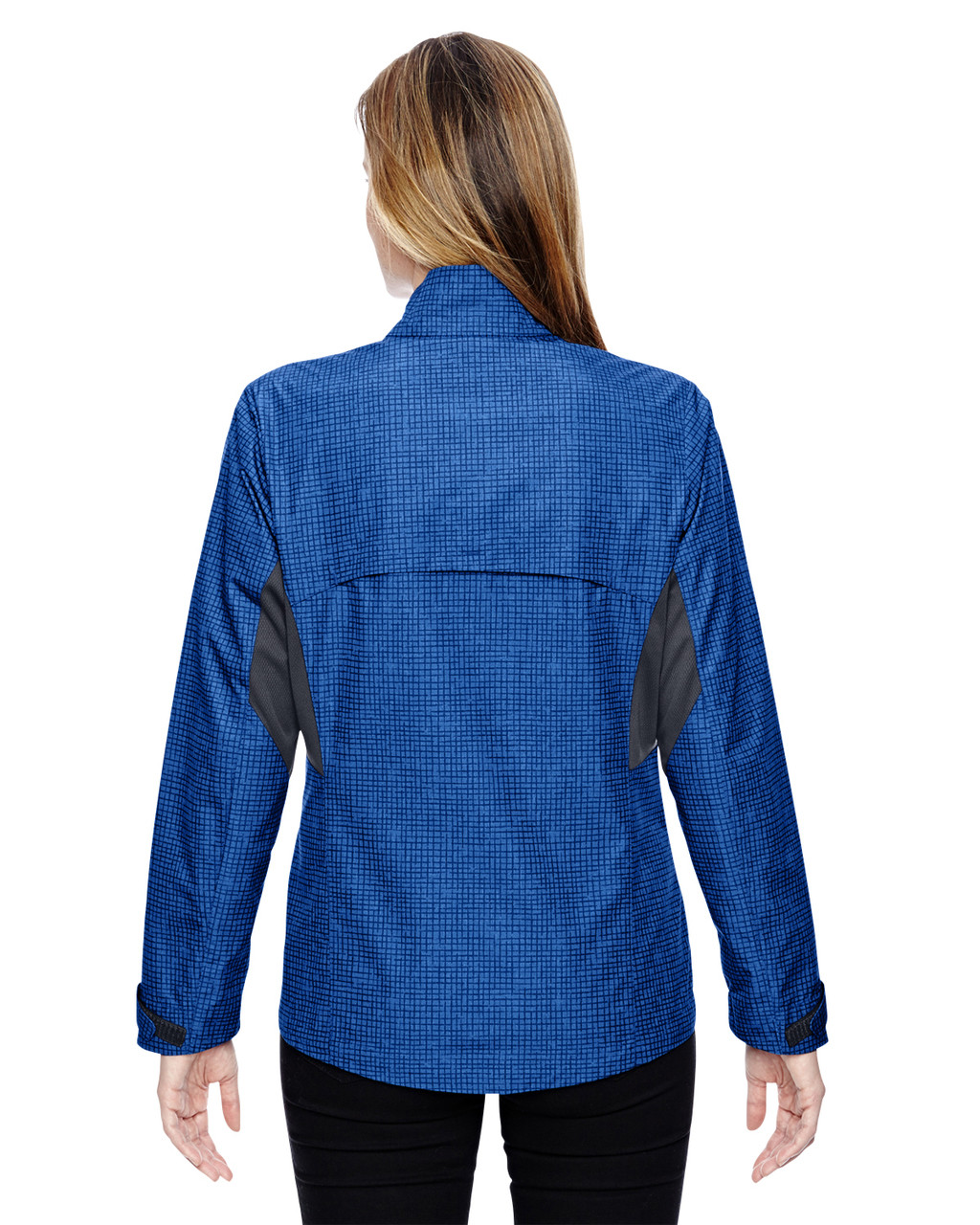 Nautical Blue-back 78805 North End Sport Red Interactive Sprint Printed Lightweight Jacket