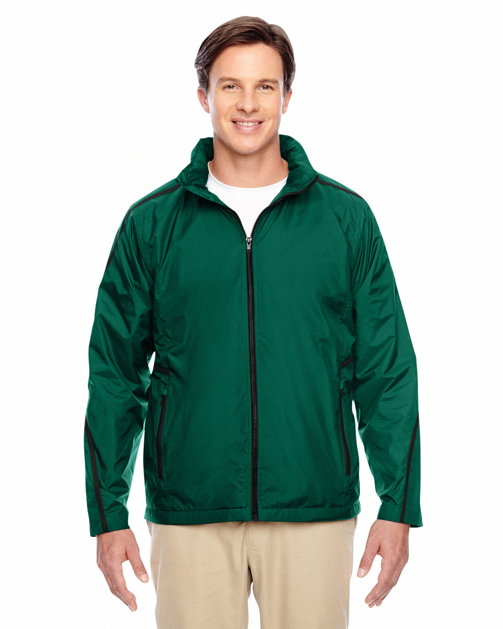 Sport Forest TT72 Team 365 Conquest Jacket with Fleece Lining