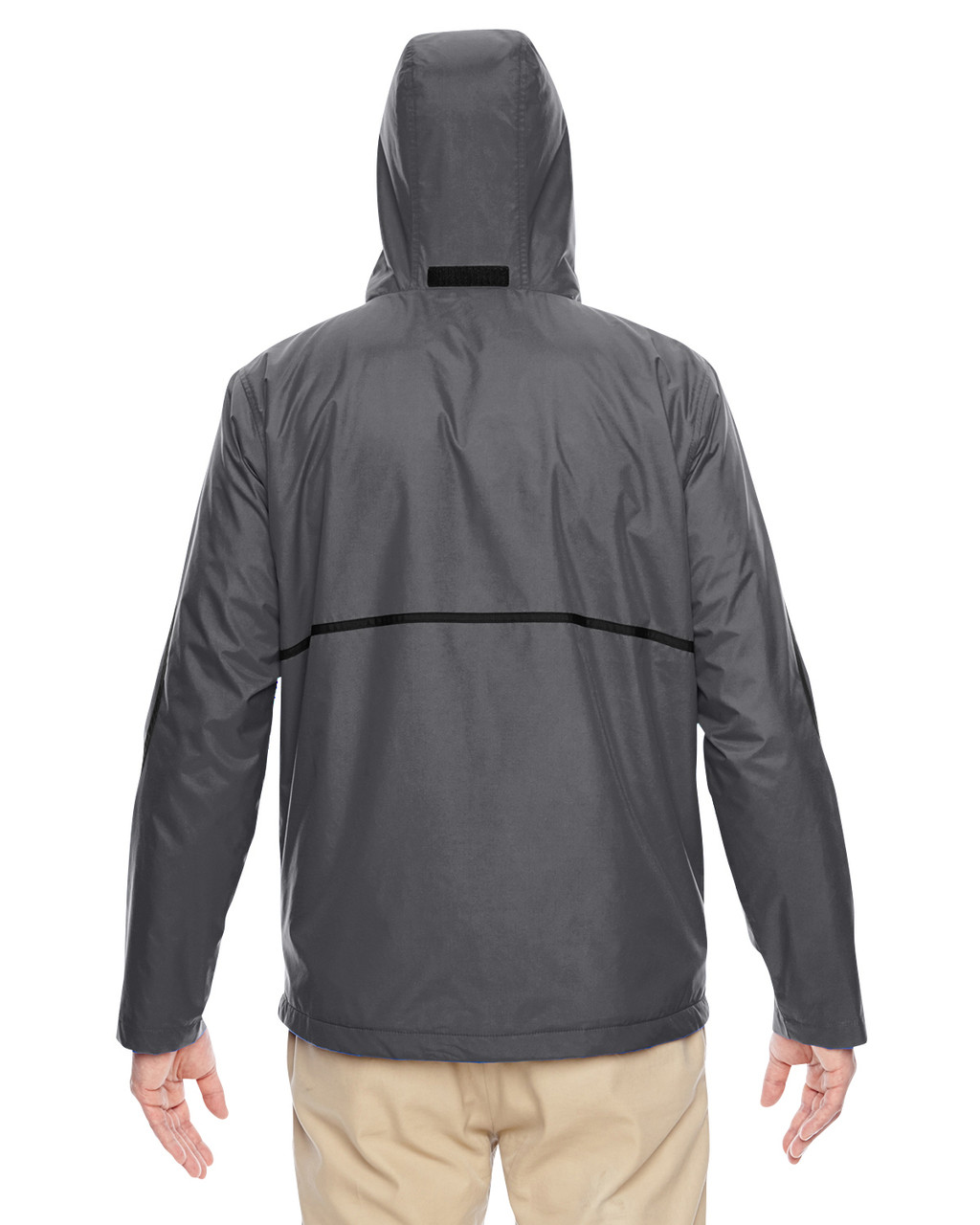Sport Graphite-back TT72 Team 365 Conquest Jacket with Fleece Lining
