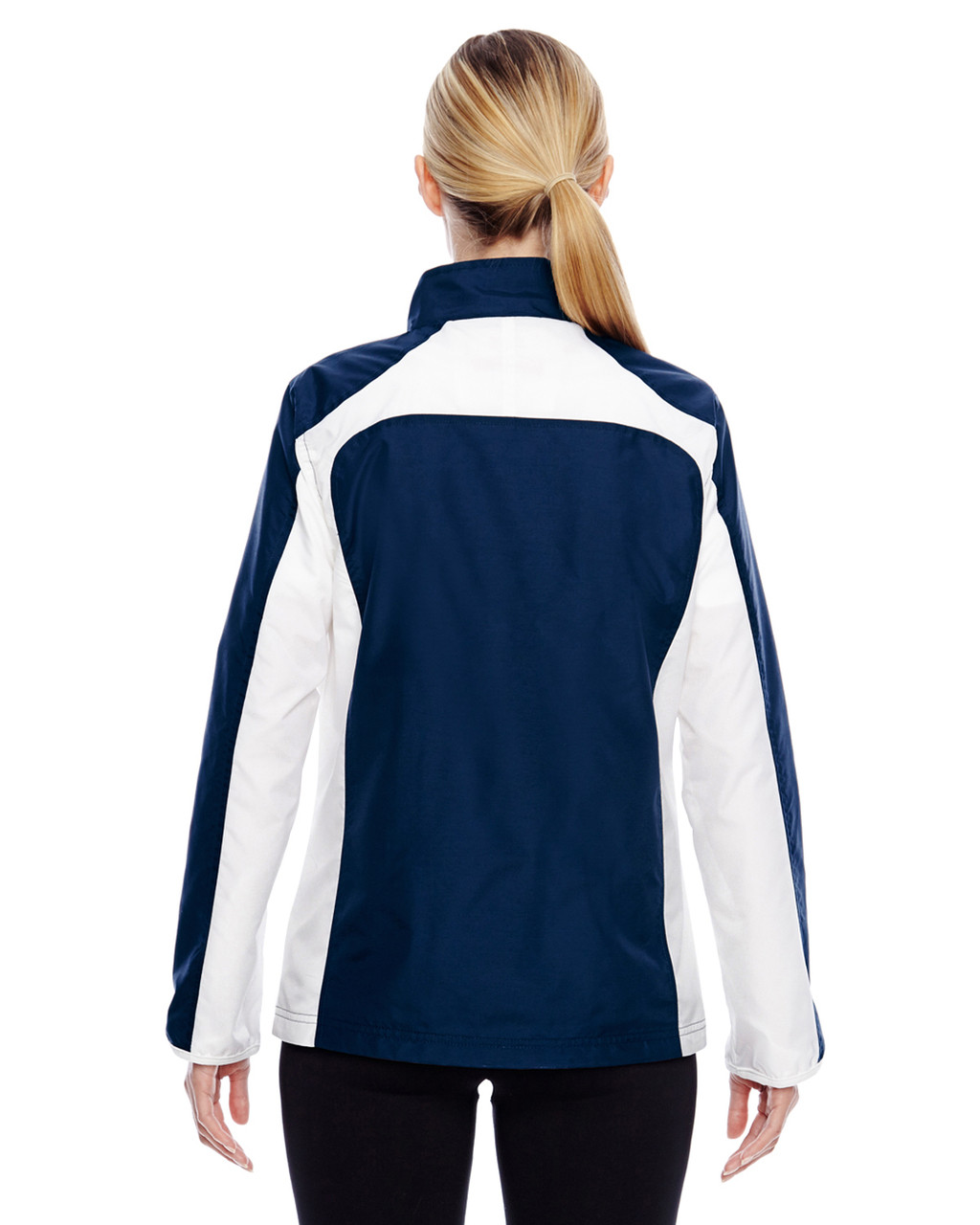 Sport Dark Navy Back TT76W Team 365 Squad Jacket