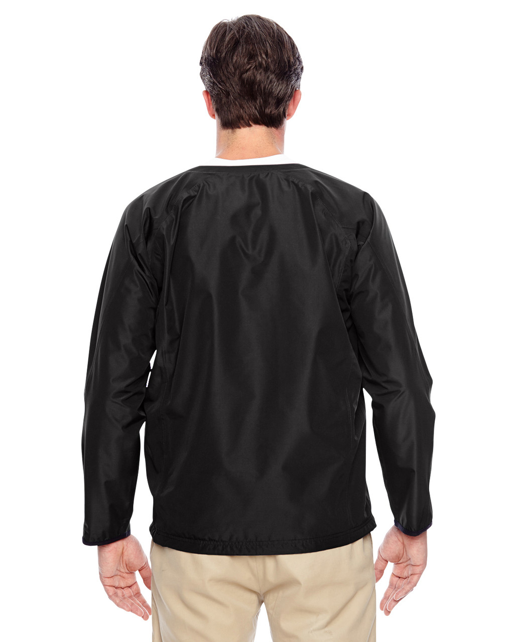 Black-back TT84 Team 365 Dominator Waterproof Windshirt