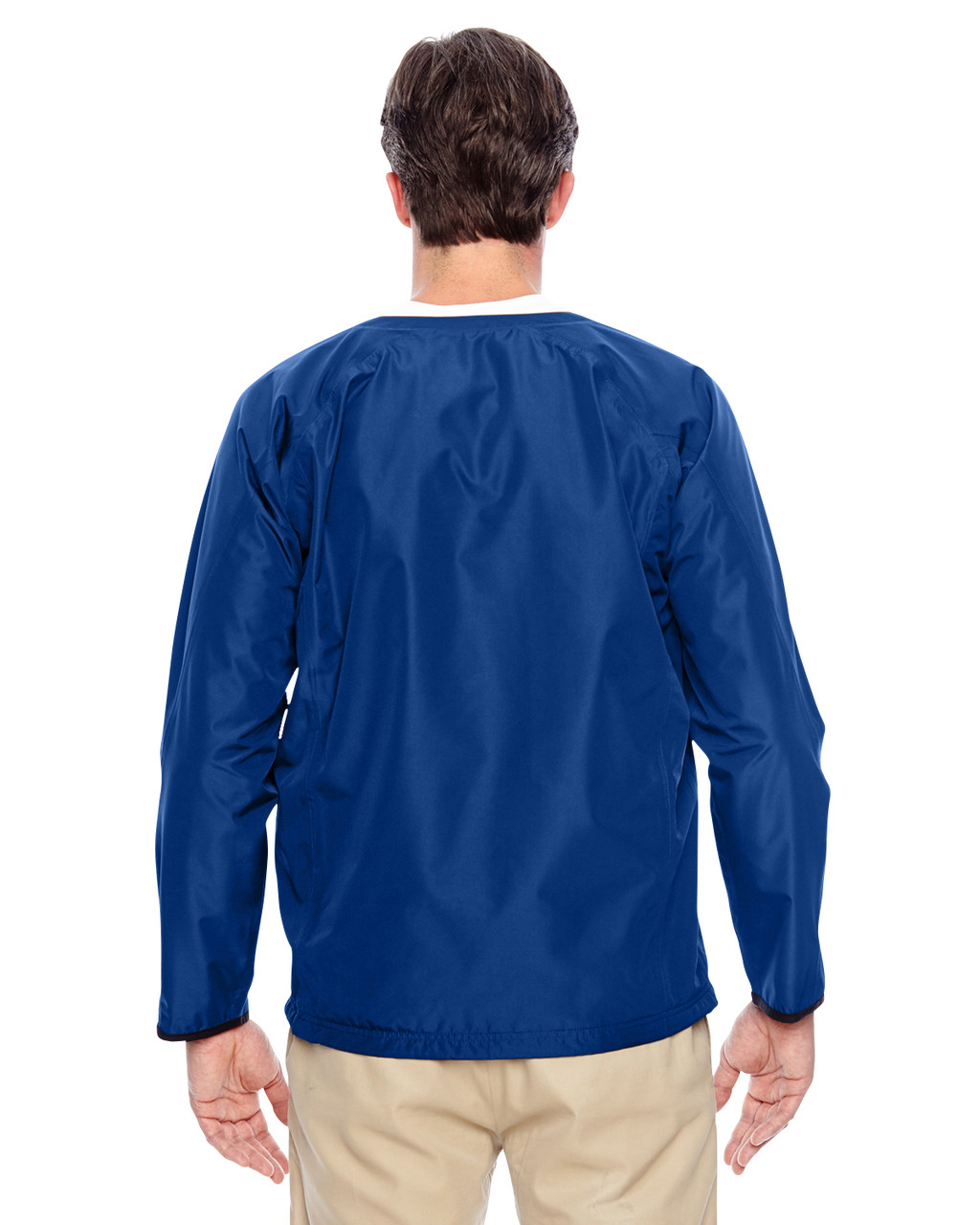 Sport Royal-back TT84 Team 365 Dominator Waterproof Windshirt
