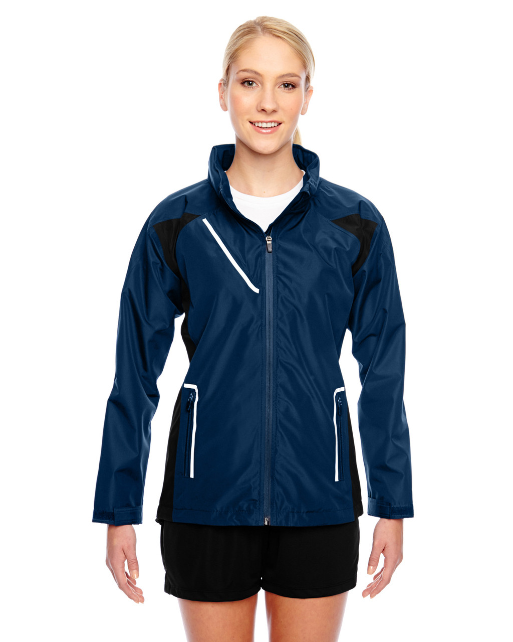 Sport Dark Navy - TT86W Team 365 Dominator Waterproof Jacket