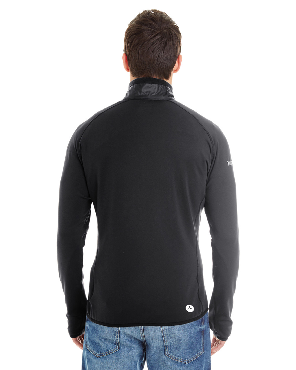 Black, Back - 900287 Marmot Men's Variant Jacket | BlankClothing.ca