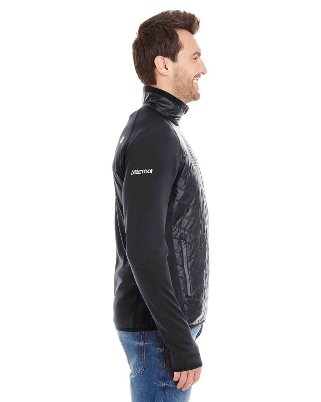 Black, Side - 900287 Marmot Men's Variant Jacket | BlankClothing.ca