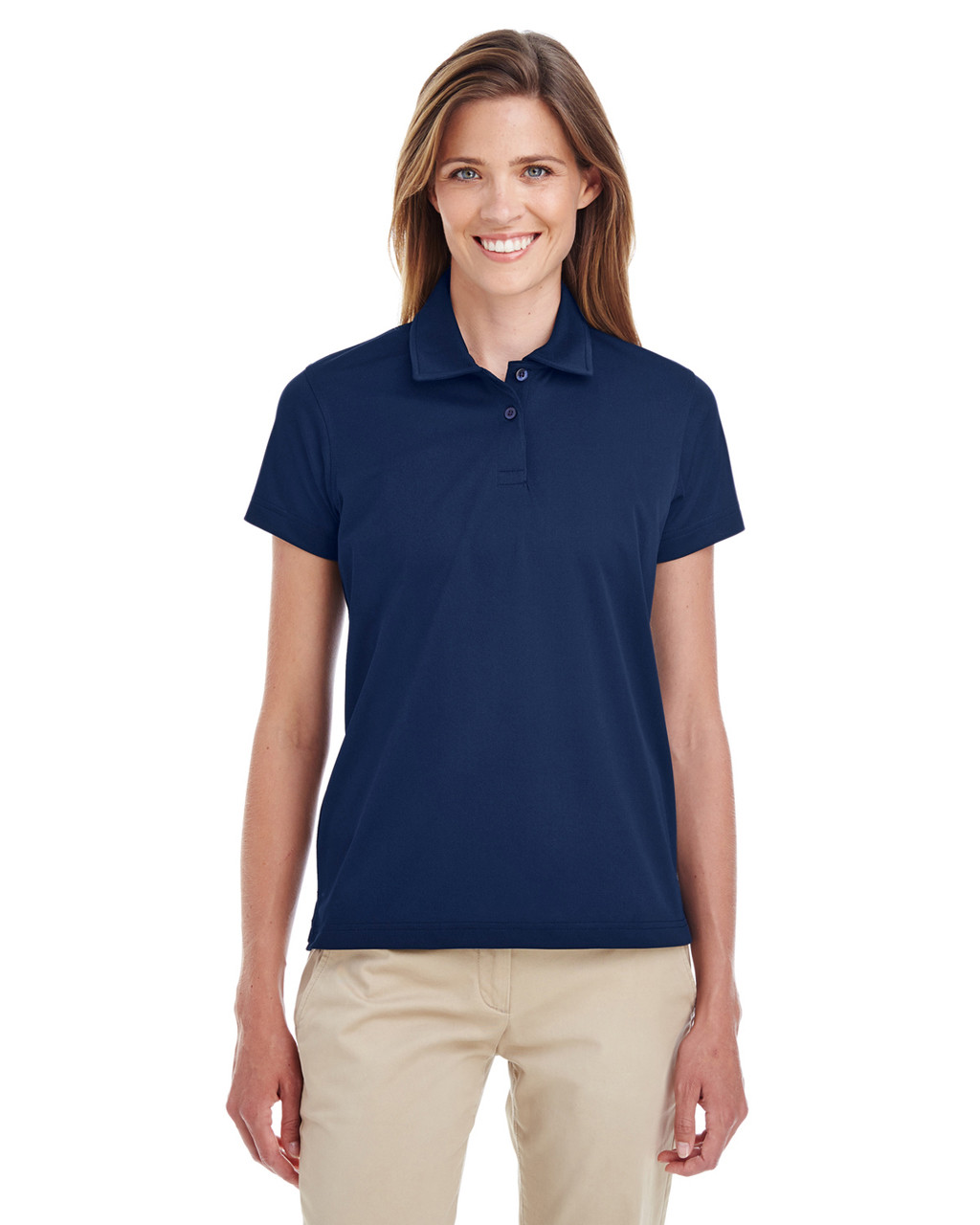 Sport Dark Navy - TT21W Team 365 Ladies' Command Snag Protection Polo Shirt