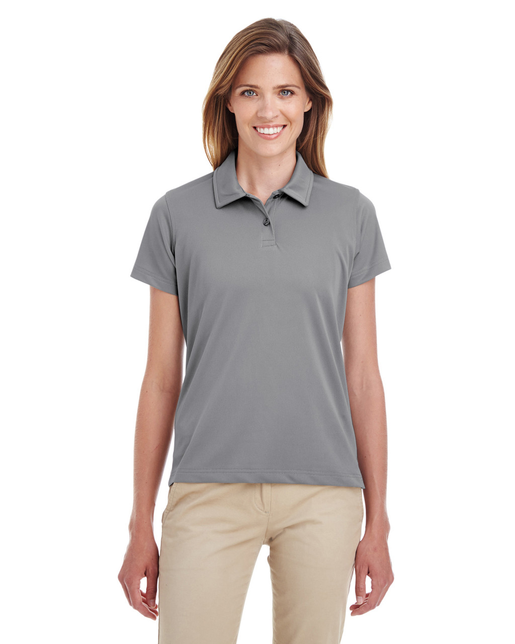 Sport Graphite - TT21W Team 365 Ladies' Command Snag Protection Polo Shirt