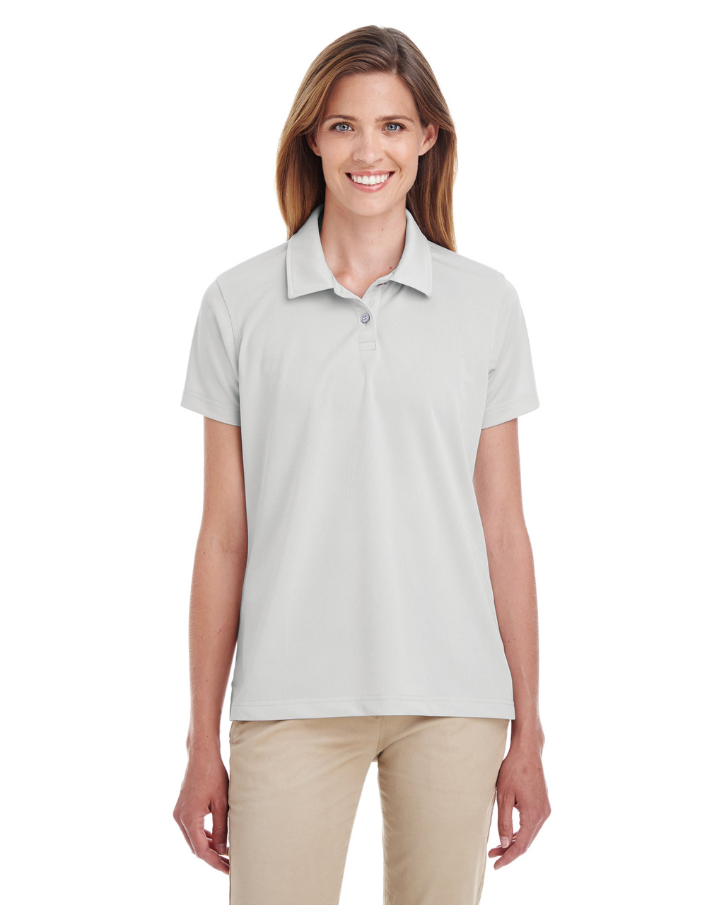Sport Silver - TT21W Team 365 Ladies' Command Snag Protection Polo Shirt
