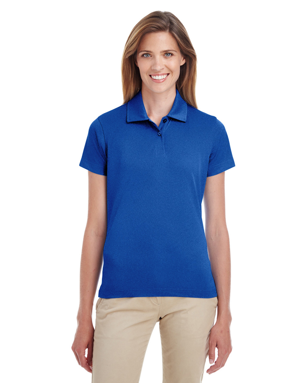 Sport Royal - TT21W Team 365 Ladies' Command Snag Protection Polo Shirt