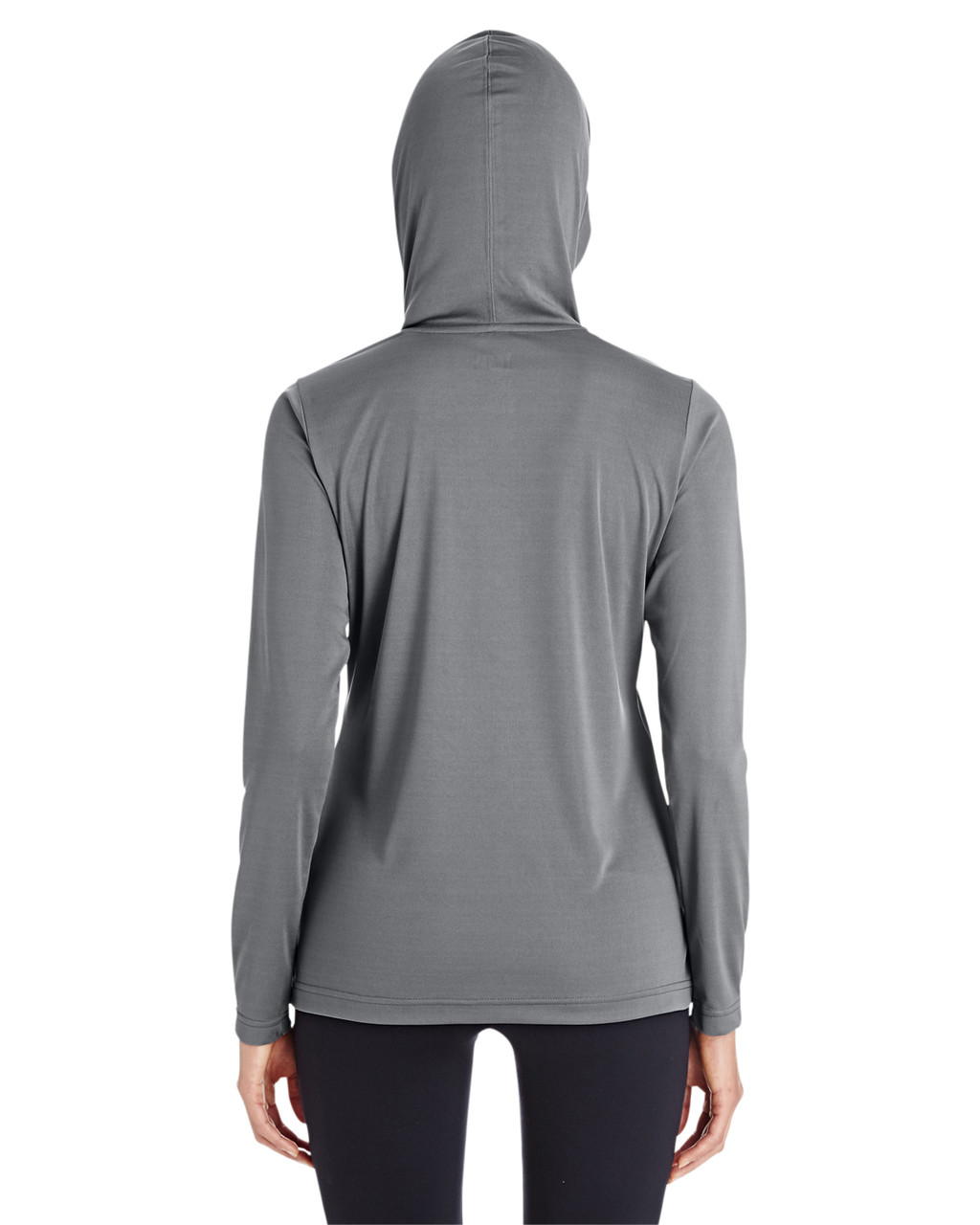 Sport Graphite - TT41W Team 365 Ladies' Zone Performance Hoodie